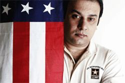 Adnan Kirkuki fled Iraq in 1996 but returned in 2003 as a civilian translator under contract with the U.S. Air Force.