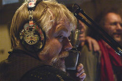 The best of Philip Seymour Hoffman's performance in Pirate Radio was left on the cutting-room floor.