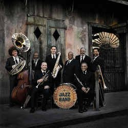Celebrate fruitcake and gumbo with Preservation Hall Jazz Band.