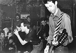 The Dead Kennedys enjoying a &quot;Holiday in Cambodia&quot;: Until the band broke up in 1985, it was one of punk&#039;s leading provocateurs.