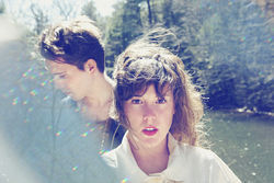 Purity Ring aren't trying to be weird.