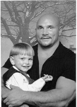 Brock Scarcella was his father in miniature. He was also the reason Mike gave up competitive bodybuilding and the reason he tried to kick GHB.
