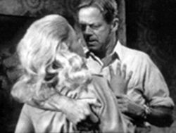 Burgle me this: Jayne Mansfield and Dan Duryea in  Paul Wendkos' B-noir