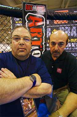 Buckeye Epstein and C.J. Comu think their brand of MMA can becoming as big as the UFC.