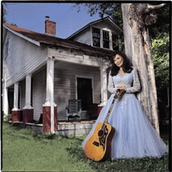Unlike Beyoncé, Loretta Lynn knows she's from.
