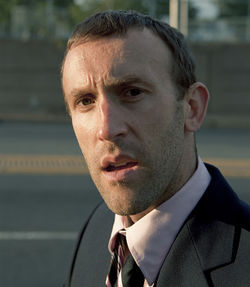 RJD2, after receiving a Don Draper tongue lashing.