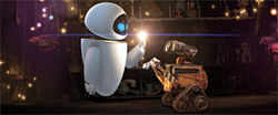 Love among the ruins in WALL-E