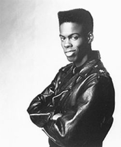 Not fade away: Chris Rock, during his Saturday Night Live heysecond.