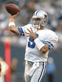 After two spectacular Sundays, Romo has turned a quarterback controversy into a quarterback coronation.