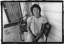 Young's grandmother, Francis Young, saw him in jail and knew that something was terribly wrong.