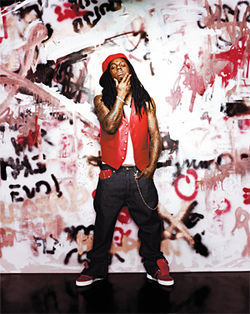 The only thing Lil Wayne can't do: long division in his head.