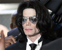 Sadly enough, this photo of Michael Jackson is a Virgin publicity shot&amp;mdash;which means it&#039;s the least scary one they could find.