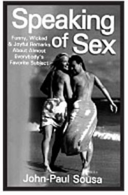 Yes, that's two women, topless, on the cover. The book goes downhill from there.