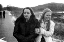 The quiet Scot: Samantha Morton and Kathleen McDermott in Morvern Callar