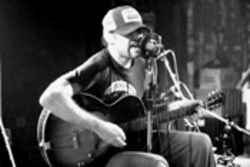 If you can't see the inherent irony of truck-crash survivor  Scott H. Biram wearing a trucker cap in concert, then you  probably won't enjoy his show.