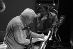 The magnificent two: Elmer Bernstein and Todd Haynes, director of Far from Heaven, were collaborators on one of the best soundtracks of the composer's estimable career.