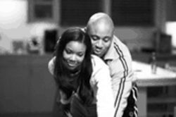 Playa at play: LL Cool J and Gabrielle Union are mismatched mates in Deliver Us From Eva.