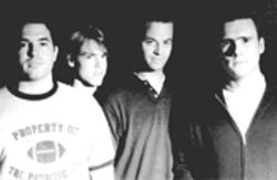 Jimmy Eat World may have just put out a singles compilation and split EP on Big Wheel Recreation, but they don&#039;t belong to a label anymore.