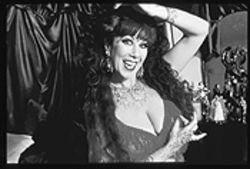 Annie Sprinkle is no gynecologist, but she's played one on stage.