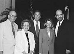 Price had difficulty lobbying the Texas Legislature for his movement until 1999 when lawmakers passed the parental notification bill. When Gov. George W. Bush signed the bill into law, he asked Price to attend the ceremony.