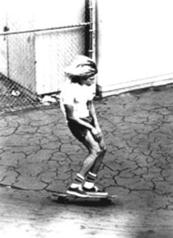 Tony Alva emerges from Dogtown and Z-Boys the Chuck Berry of skateboarding -- a pioneer, the first and maybe the best to ever ride the deck.