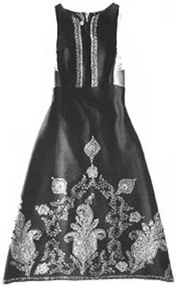 This $660 Indian wool &quot;Sasha&quot; dress sells at Tracy Feith&#039;s Manhattan boutique. It&#039;s a bargain. Really.