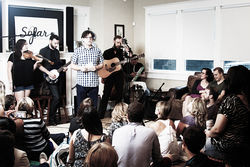 The Angelus at August's Sofar Sounds.