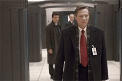 Chris Cooper is brilliant as conflicted traitor Robert Hanssen.