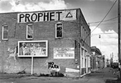 From Prophet to profits: Commerce Street, before it started to live up to its name
