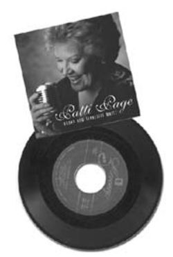 Patti Page's new album, Brand New Tennessee Waltz, brings her long career full circle.