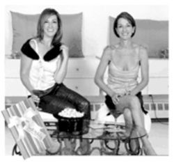 A Swell pair: Ilene Rosenzweig and Cynthia Rowley instruct us in divining kitsch.