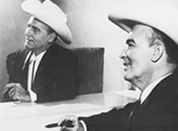 """Until mainstream America knows Bob Wills and his music and his players, I'm not done,"" says Benson."