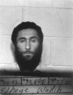 Wadih el Hage, a former Arlington resident, was convicted in the bombing of U.S. embassies in Africa.