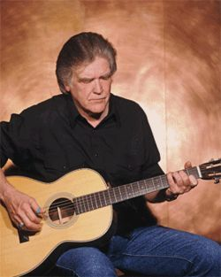 He sings of tacos and heartbreak: Guy Clark