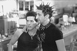 Boys from the Bronx: John Leguizamo and Adrien Brody in Summer of Sam