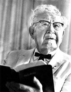 "Colonel Sanders, Colonel Belo, it's all the same guy. And up until last weekend, he ran Dallas like his ""little village."""