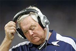Head coach Wade Phillips was awarded the game ball after the Cowboys&#039; huge albeit ugly win over Tampa Bay last Sunday.