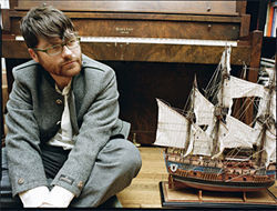 Colin Meloy. All alone.