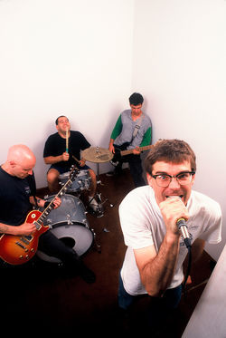 The Descendents, grown up.