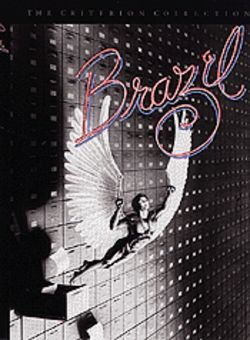 Terry Gilliam&#039;s Brazil is now available in all its 142-minute glory, thanks to Criterion.