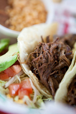Taco Joint: Feed your hangover with brisket.