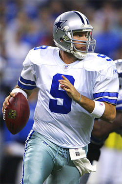 Tony Romo is all that.