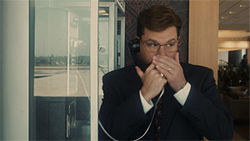 Matt Damon is a whistleblower, but no hero, in The Informant!