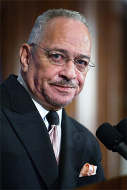 This was one of Jeremiah Wright's first public appearances in weeks, and he was making it solely because of his devotion to Haynes, one of his favorite disciples.