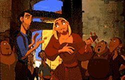 Goodbye, Yellow Brick Road to El Dorado: Tulio and Miguel make such sweet music -- until Elton John shows up.