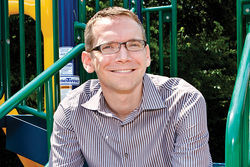 DISD board member Mike Morath says it&#039;s just human nature to care about kids.