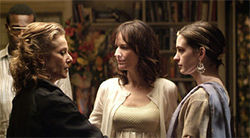 Mother and dueling daughters: Debra Winger, Rosemarie DeWitt and Anne Hathaway