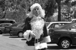 A Christmas story: Billy Bob Thornton makes for the meanest, foulest, best Santa ever.