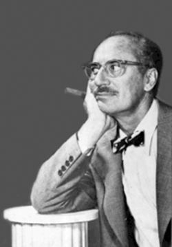 Say the secret word and win Groucho Marx.