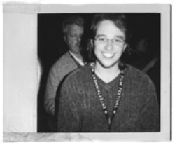 Get a haircut: Billy Corben was among Sundance's most celebrated First-Timers. His frat-house-rape documentary, Raw Deal: A Question of Consent, was bought by Artisan during the festival.